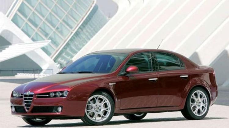 Alfa Romeo's midsize sedan due in June, and we'll get it