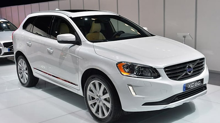 2015 Volvo Inscription models get classy with an upgraded leather interior