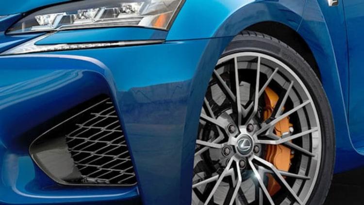 Lexus bringing new F model to Detroit