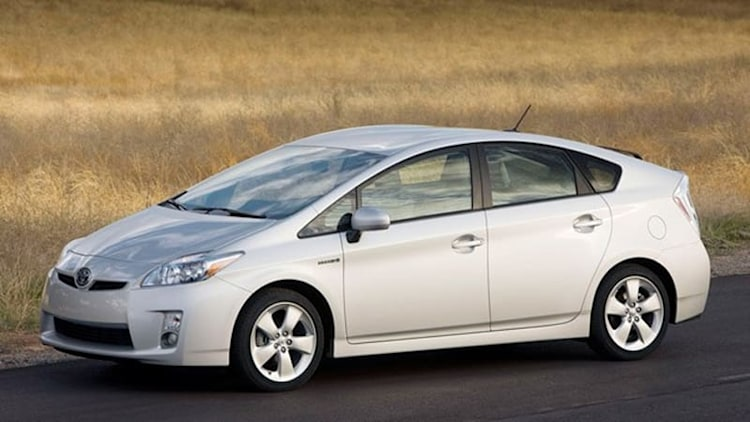 Toyota recalling 87k 2010 Prius, Lexus HS 250h models for brake issue