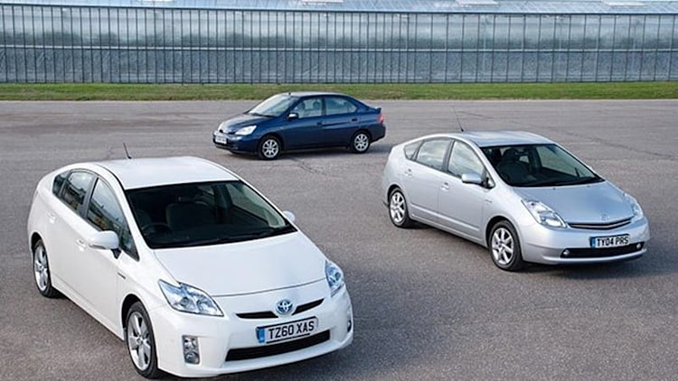 Toyota Prius family has best July ever with double digit gains