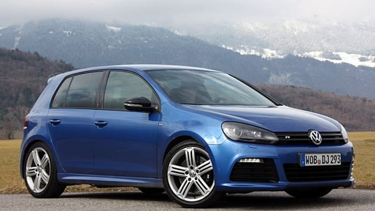 First Drive: 2012 Volkswagen Golf R