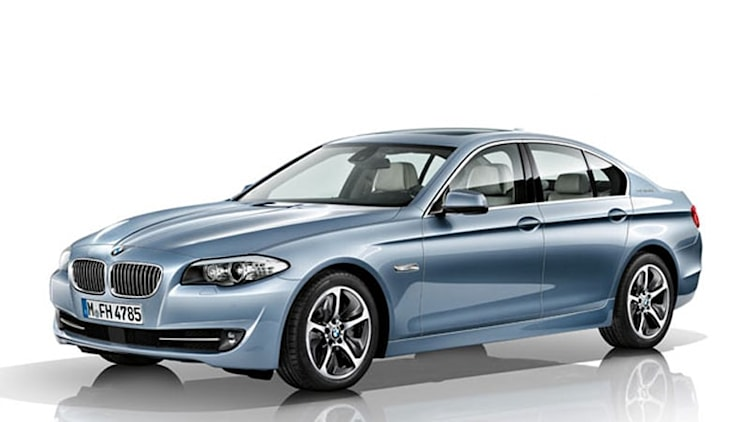 BMW ActiveHybrid 5 priced from $61,845*
