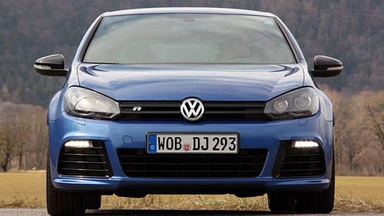 256-hp Volkswagen Golf R priced from $33,990*