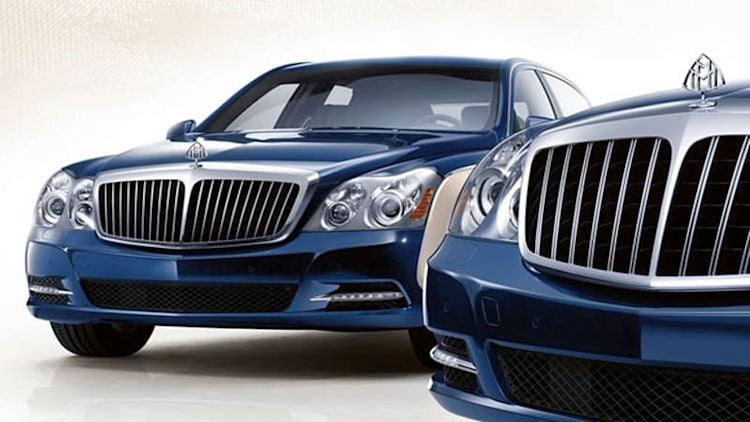 Mercedes-Benz killing Maybach in 2013, replacing with S600 Pullman