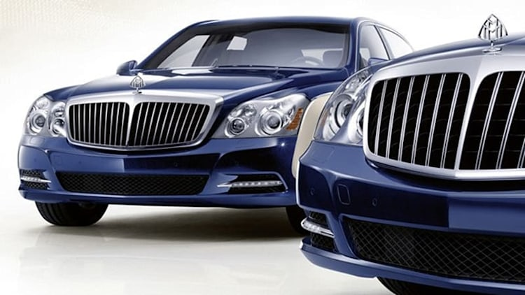 Daimler <i>increases</i> prices on 2012 Maybach models