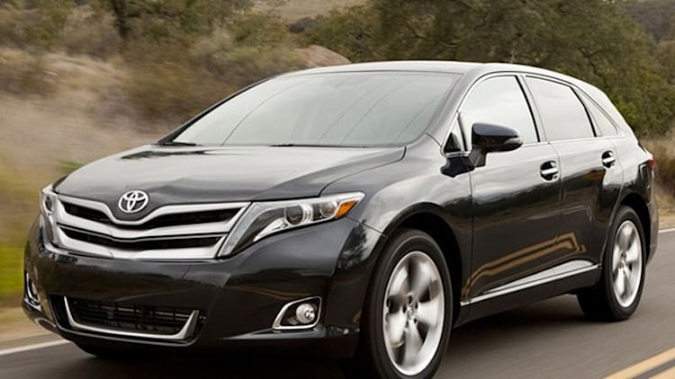 2013 Toyota Venza priced from $27,700*