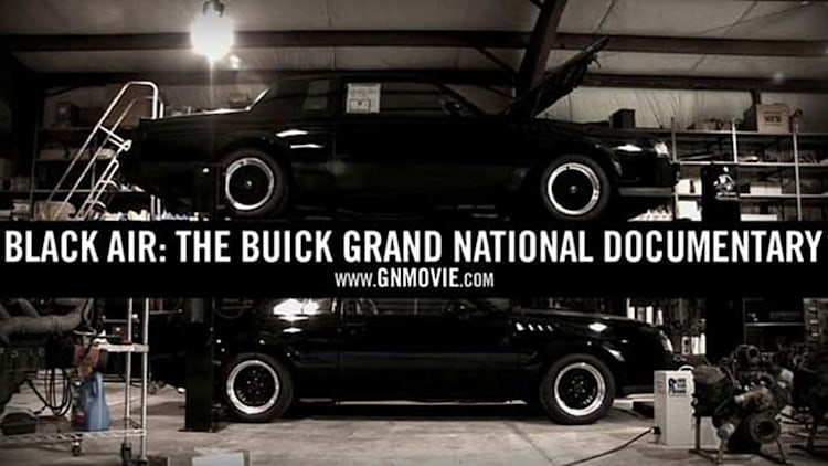 Buick Regal Grand National documentary <i>Black Air</i> coming in August
