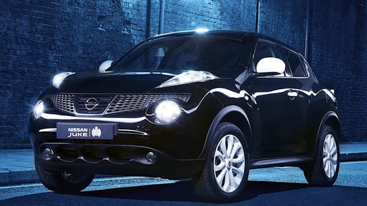 Nissan Juke Ministry of Sound edition hits the techno beat [w/video]
