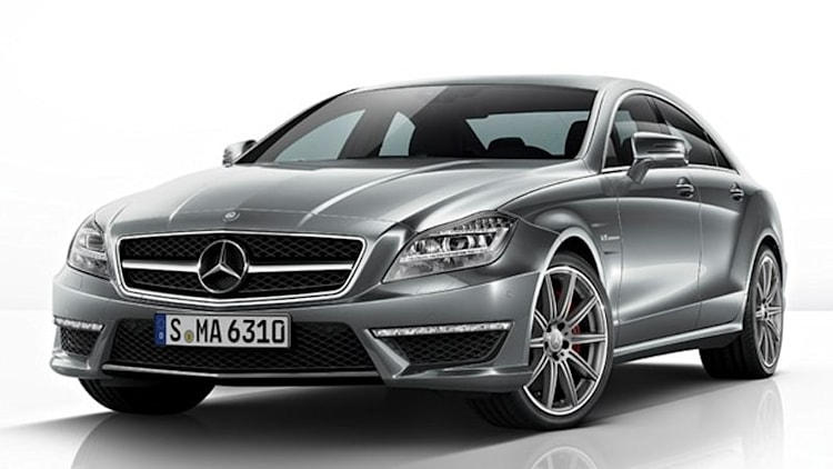 Mercedes-Benz CLS63 AMG gets same AWD, power boost as new E63 models [UPDATE]