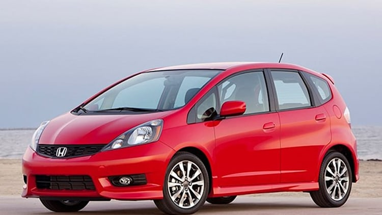 Honda recalls 2012-13 Fit Sport models over stability control issue