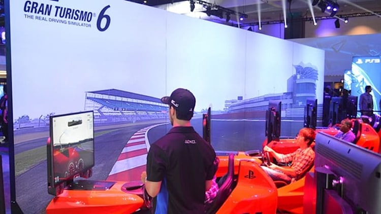 E3: We play the first Gran Turismo 6 demo [w/video]