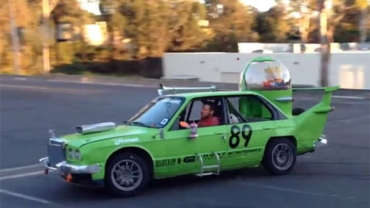 The Homer to contest 24 Hours of LeMons