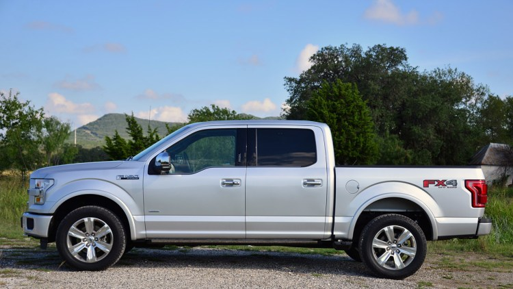 2015 ford f 150 first drive w videos update. Black Bedroom Furniture Sets. Home Design Ideas