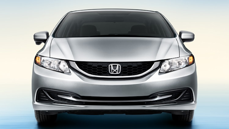 New honda civic natural gas goes on sale end of november for Honda civic natural gas for sale