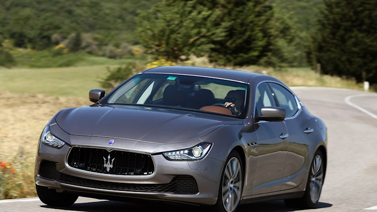 maserati ghibli pricing announced for uk. Black Bedroom Furniture Sets. Home Design Ideas