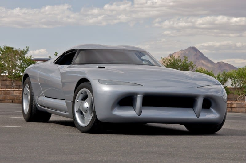 Viper TV Show star car Photos