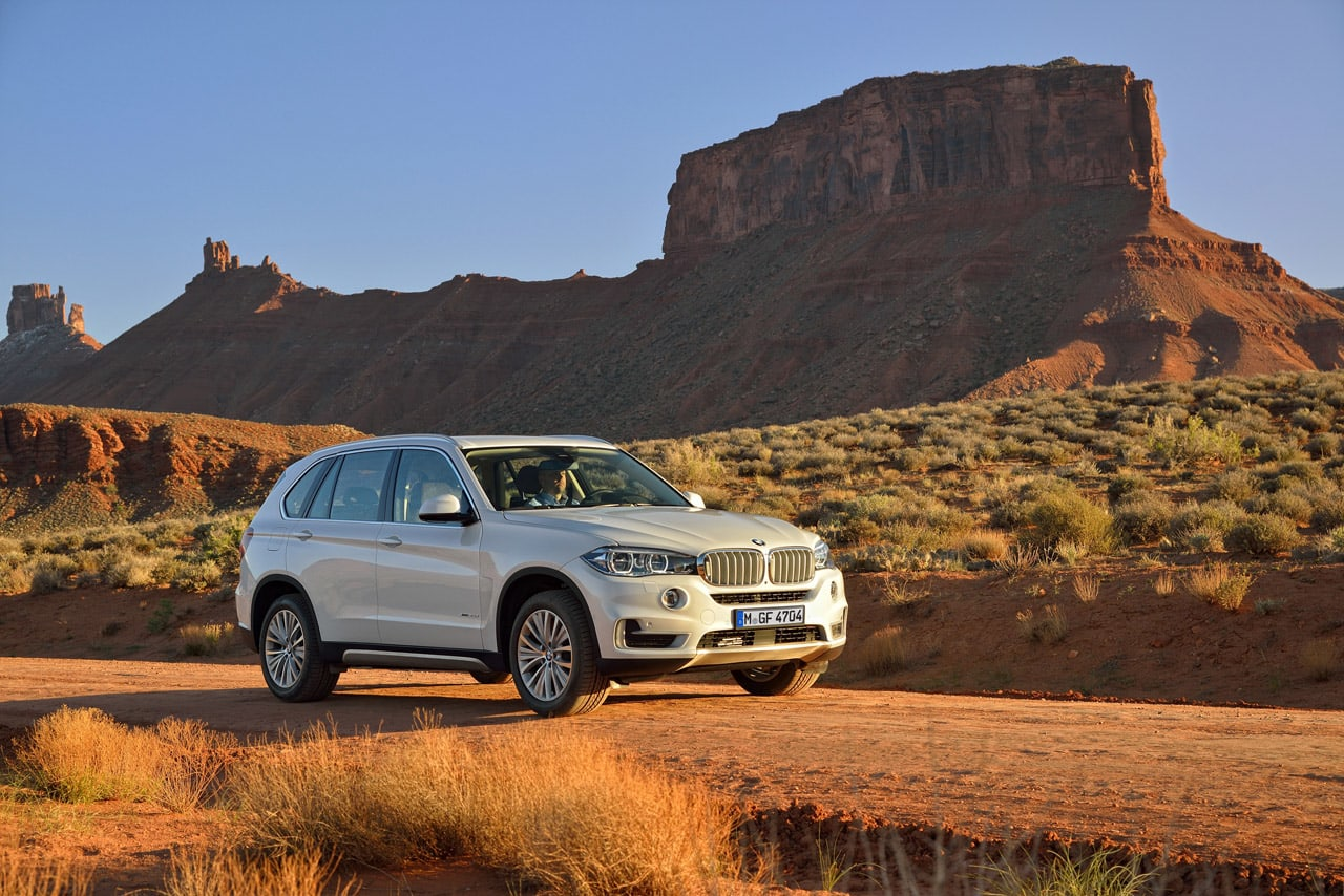 2014 BMW X5 Photos