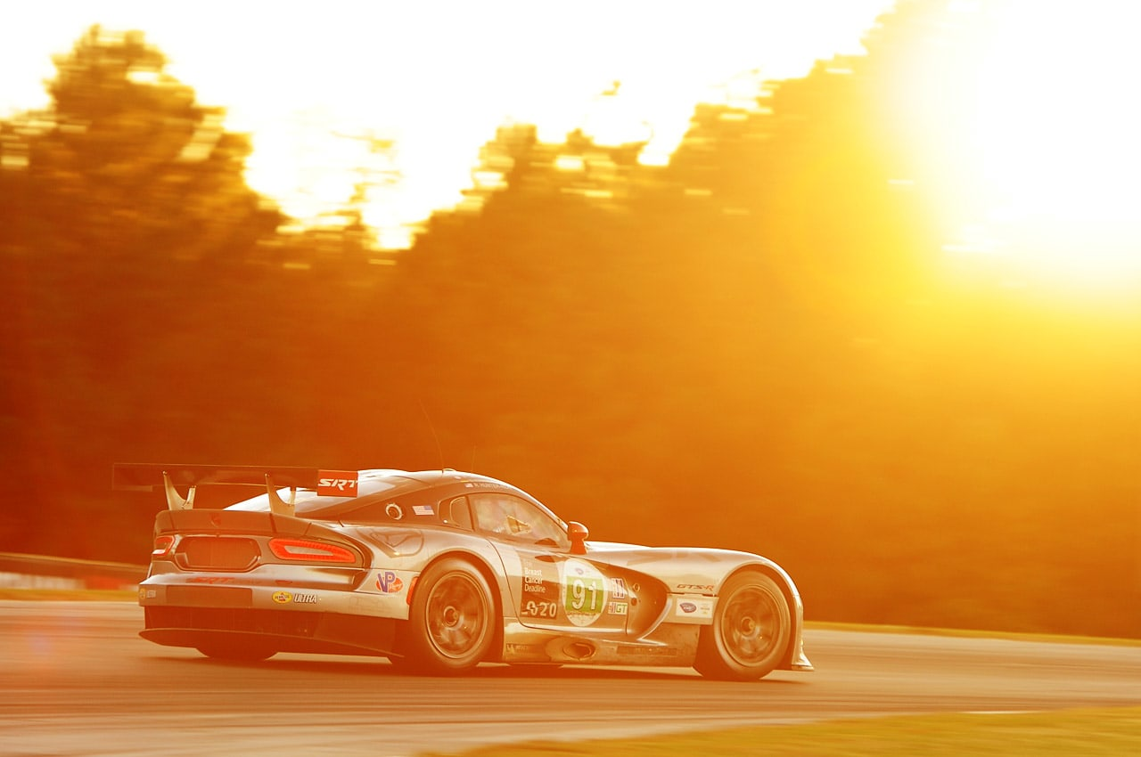 SRT Viper GTS-R at Petit Le Mans Photos