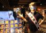 三谷幸喜最新作『ギャラクシー街道』発売記念!正義の味方キャプテンソックスが1日店長で渋谷に降臨
