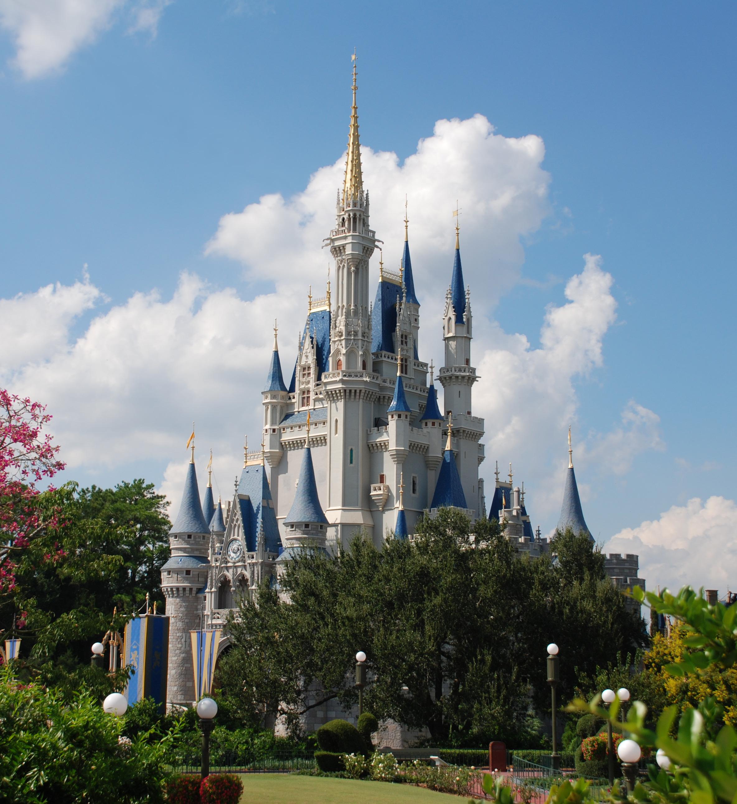 http://en.wikipedia.org/wiki/File:Cinderella_castle_day.jpg