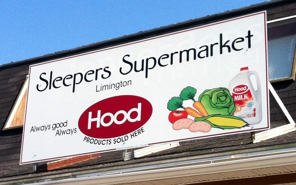 Sleeper's Supermarket
