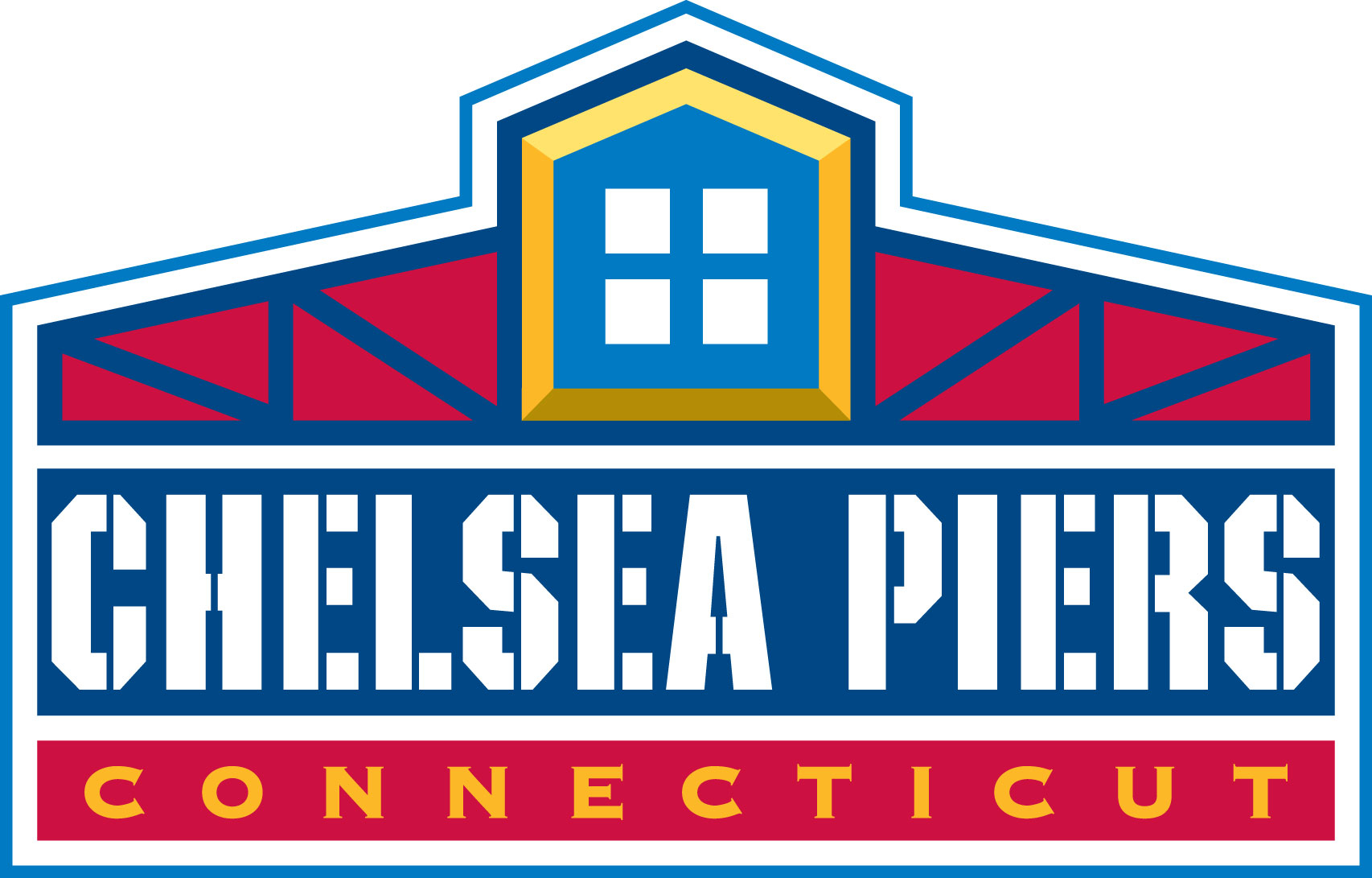 Chelsea Piers Connecticut logo
