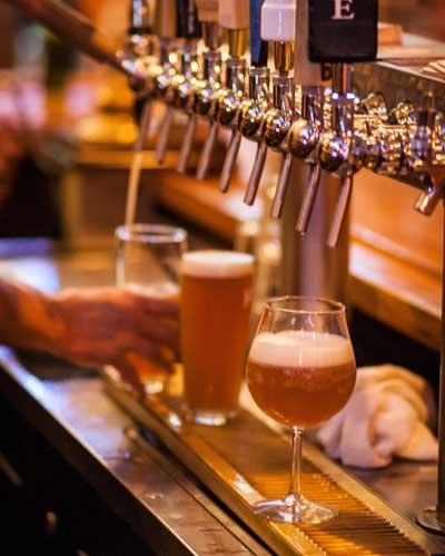Craft Beer on Tap!