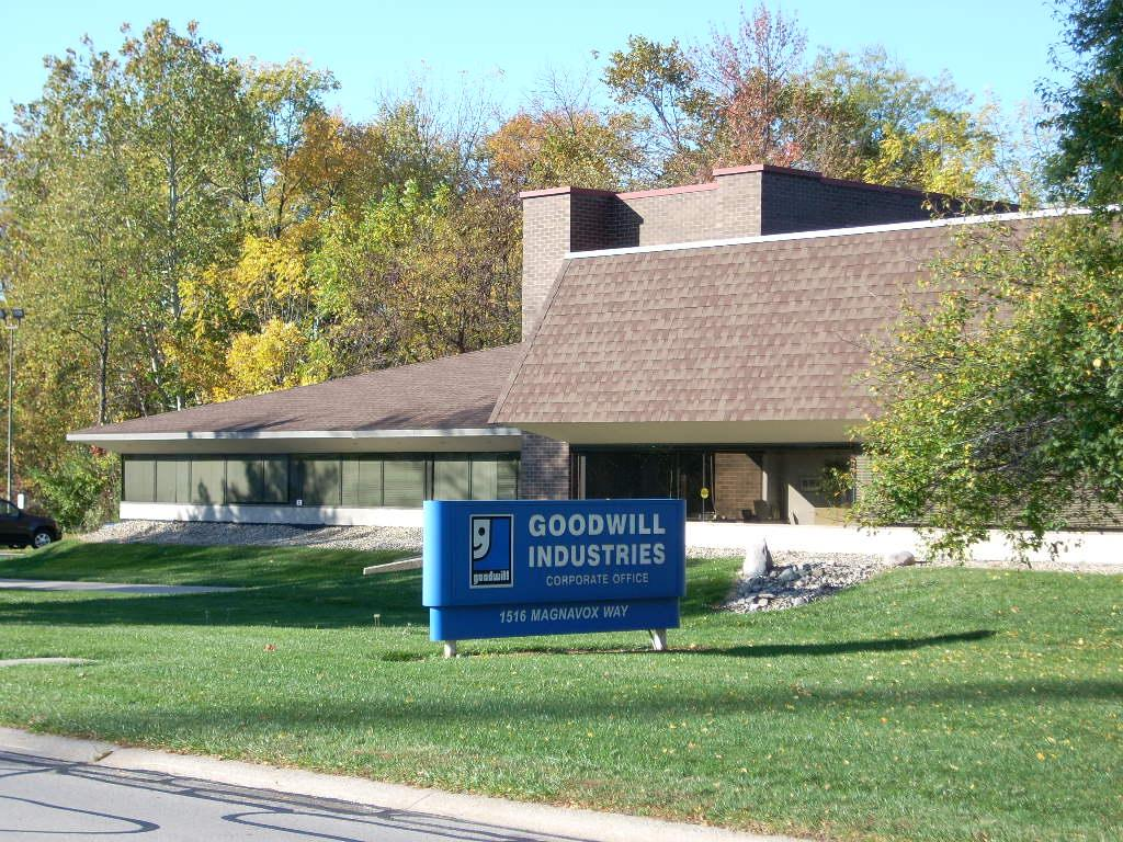 Goodwill Ind of NEIN, Corporate Office