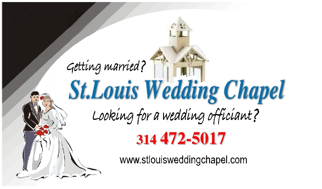 Call Us for Your Wedding... Today