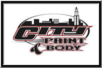City Paint & Body logo