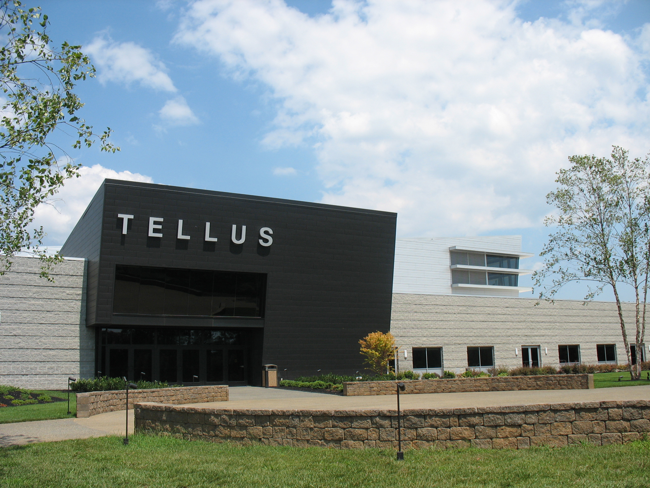 Tellus is 120,000 sq. ft. of science, education and fun.