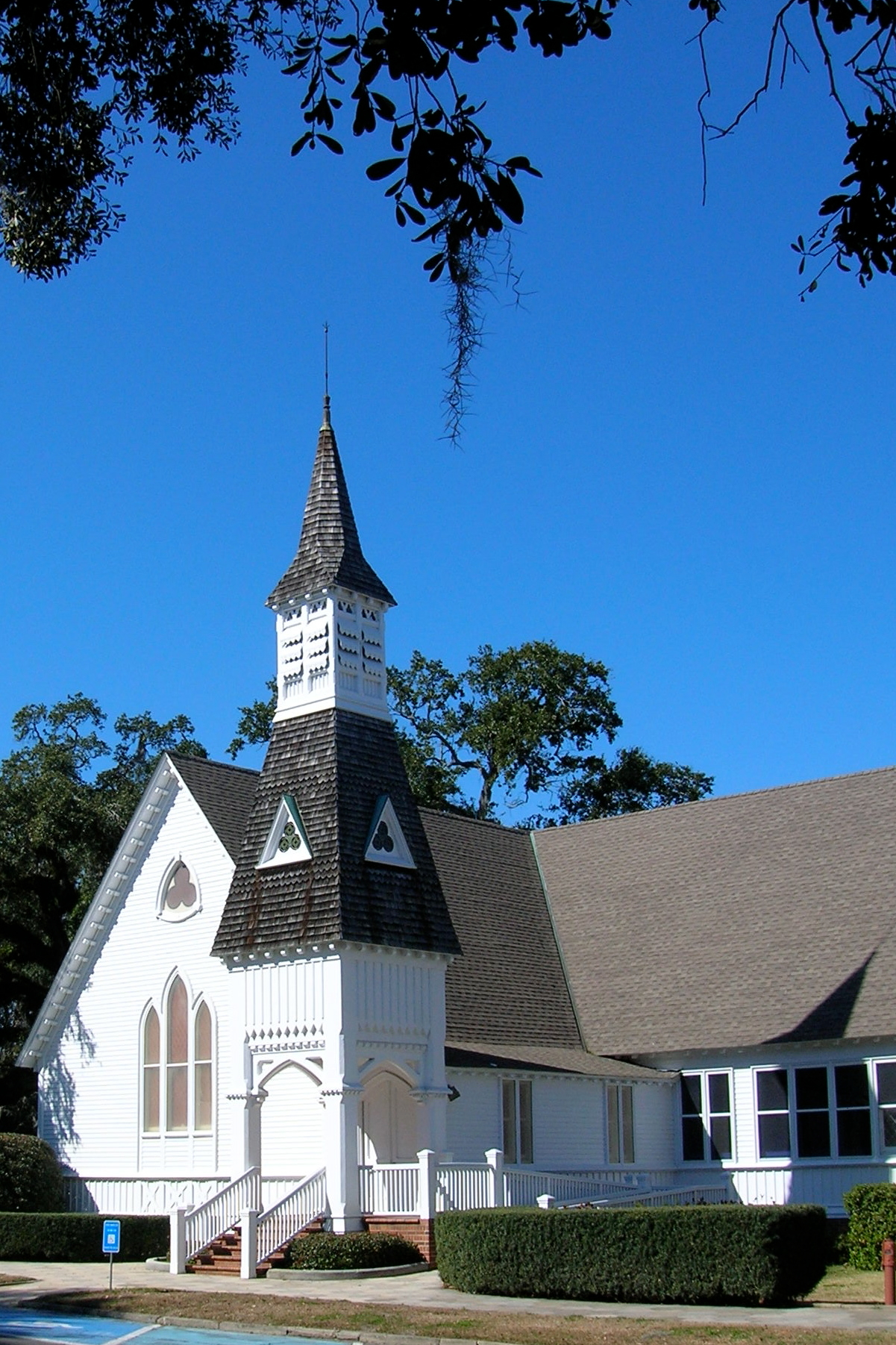 Historic Sanctuary of First Presbyterian Church