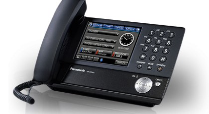 The latest in VOIP phones