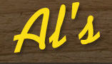 Al's Shoes & Boots logo