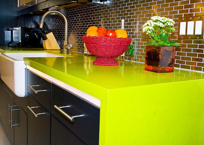 Caesarstone Kitchen Countertops (Scottsdale, AZ)