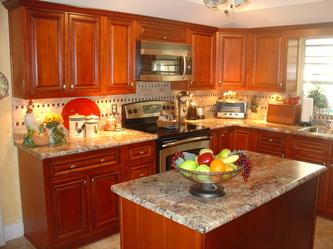 Example of Kitchen Remodel