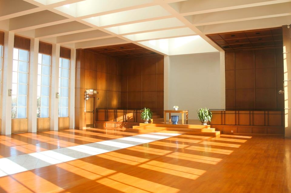 Grand Hall and Ballroom in the afternoon