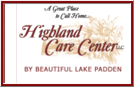 Highland Care Center logo