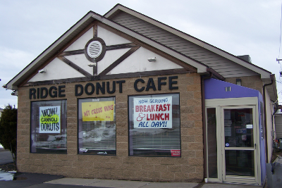 Ridge Donut Cafe