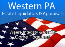 Western PA Estate Liquidators logo