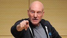 Patrick Stewart's Response to Being 'Outed' Is Charming, of Course