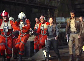 star wars director explains meaning of rogue one title