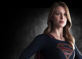 the cw welcomes supergirl in new season 2 poster