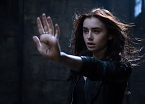lily collins on the mortal instruments and what teen girls will learn from the film