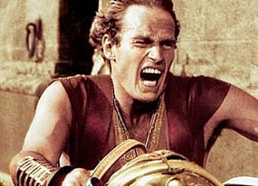 25 things you never knew about the original ben hur