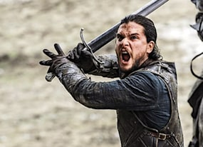 emmys 2016 kit harington maisie williams earn first nominations for game of thrones