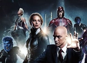 weekend box office x men takes the top spot alice falls short