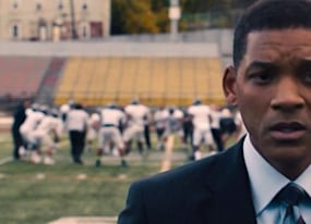 will smith thought concussion would have more impact on football