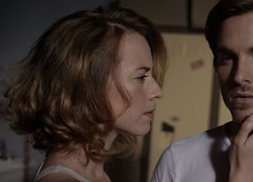 karine vanasse on all the wrong reasons and working with cory monteith